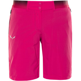 Salewa Pedroc Cargo 2 DST Shorts Women Rose Red